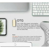 USAMS LIGHTNING OTG FOR IPHONE IPAD ORIGINAL SUPPORT SA Diskon