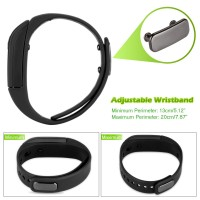 Smartwatch Vidonn X5 Fitness Bracelet - Black Murah