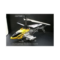 RC Helicopter HX702 4ch With Gyro Murah