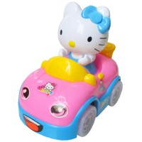 Mainan Bayi Mobil Hello Kitty Vehicle Murah