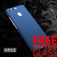 Jual Huawei P9 Leica MSVII Original Glossy 360 Degree Protective Hard Case Murah