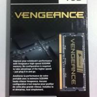 Corsair DDR3 Ram Laptop Sodimm Vengeance 4gb CMSX4GX3M1A1600C9