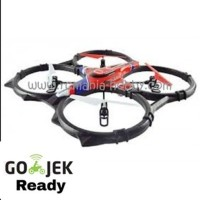 Drone Syma X6 4Ch Big Motor 6 Axis 2.4Ghz RC Quadcopter Jakartahobby