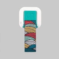 Ungrip - Patterns Collection - Polyester Phone Strap (Waves)