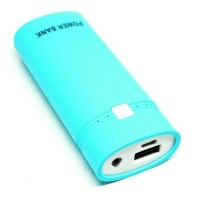 Power Bank Case Taffware DIY Exchangeable Cell 2Pcs Baterai 18650