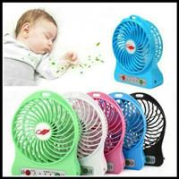 Usb Mini Fan Rechargeable - Kipas Usb Mini Cas