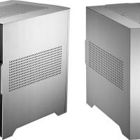 Jonsbo W1 Silver Mini ITX Case | Aluminium Steel Computer PC Casing