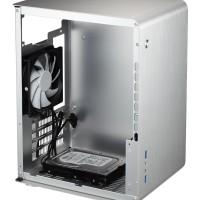 Jonsbo U3 Silver Micro ATX Case | Aluminium Computer PC MATX Casing