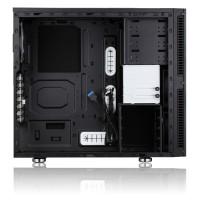 Jonsbo QT01 Black ATX Case | Silent Computer Tower PC Casing
