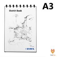 Buku Gambar Lyra Sketch Book A3 Isi 30