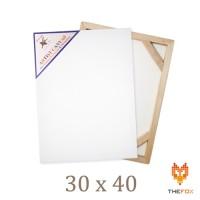 Kanvas Lukis Xpression XP69 Canvas Kanvas Lukis 30 X 40 Cm
