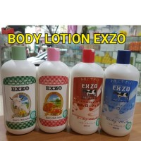 BODY LOTION EXZO 500ML / HAND BODY BPOM