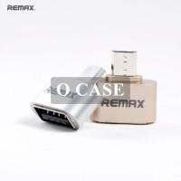 REMAX OTG Micro USB | USB OTG Plug Smartphone Android Garansi O22