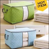 Storage Bag Box Tidur Selimut Organizer