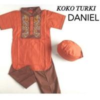 Premium Koko Turki Anak Setelan Bayi Laki-laki Baju Muslim HQ Murah