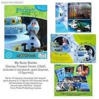My Busy Book Disney Frozen Fever (Olaf)