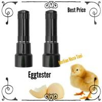 LED Eggtester Senter Teropong Telur Candling Untuk Mesin Tetas