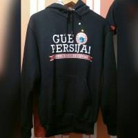 Jaket Sweater Hoodie Gue Persija The Jak Jakmania Murah Bagus