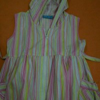 Preloved Dress Garis Anak Umur 5 Thn - 8 Thn MURAH