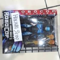 Robocop Vs Terminator 7 Inch Action Figure Flamethrower