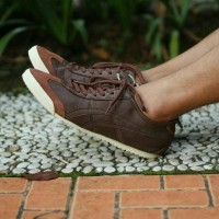 onitsuka tiger mexico 66 deluxe brown