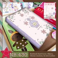 NB-430 Notebook Pretty Girl Perfume