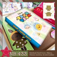 NB-433 Notebook Disney Tsum-tsum