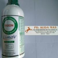 Pembersih Semen & Cat di Keramik Fason Limov 400 ml