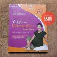 Buku Yoga untuk Kehamilan Bonus DVD - Olahraga Senam Hamil