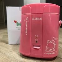 Mini Rice Cooker (1.2 L) Mungil, Portable Dibawa Berpergian