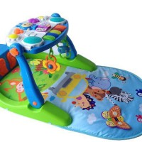 Playmat Piano 118 Table and Chair