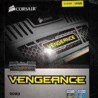 Corsair 16gb (2x8gb) Ddr3 Vengeance Black & Asrock 970 Pro3 R2.0