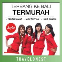 Tiket Pesawat Promo AirAsia PP Free Bagasi & Airport Tax