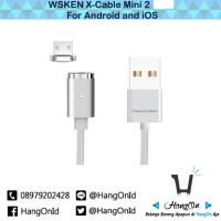 Jual WSKEN X-Cable Mini 2 for Micro USB or Lightning Only Murah