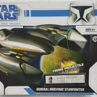 Star Wars The Clone Wars - General Grevious Starfighter