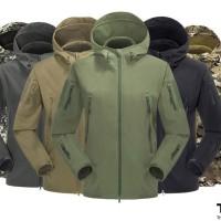 Jaket Outdoor / TAD Jaket Militer / Jaket Pendaki Waterproof Anti Air