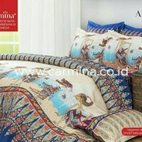 Bed cover dan sprei Batik Asmoro by Carmina