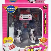 Mainan Anak Figure Robocar Poli Amber