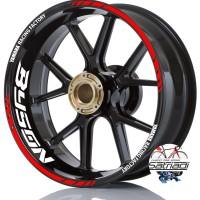 harga Stiker Velg Sticker Decal Motor Byson Yamaha Racing Factory Tokopedia.com