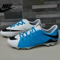 sepatu bola nike hypervenom low 2 warna original premium 39-44