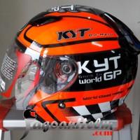 Kyt Helm Dj Maru Worldgp / Djmaru Helmet #11