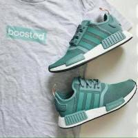 Sepatu Adidas NMD Mesh Vapour Green