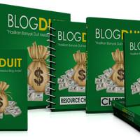 JUAL PLR BLOG DUIT Hasilkan Banyak Uang melalui blog