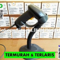 Jual SCANNER BARCODE 1D & 2D SYMBOL DS 4208 ( MADE IN MEXICO - HRG PROMO ) Murah