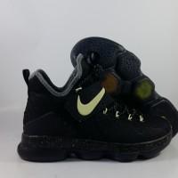 Sepatu Basket Nike Lebron 14 Black Gold Replika Impor