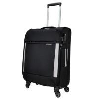 Tas Koper Hush Puppies Trolley soft case 28 - Black