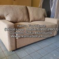 Sofa Custom Bandung Model 2 Seater