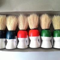Kuas Cukur Kecil Barber Brush