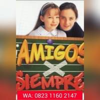 Jual Dvd Telenovela Amigos X Siempre Lengkap