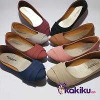 Jual Sepatu Flat Shoes Balet Wanita Gratica AW42 All Colour / Super Diskon Murah